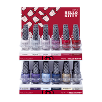 Hello Kitty Nail Lacquer - 36 Piece Display