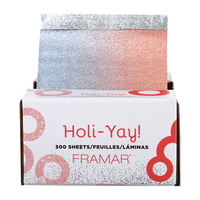 Holi-Yay! Pop-Up Foil - 500 Sheets
