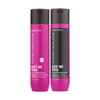 Total Results Keep Me Vivid Shampoo, Conditioner Duo