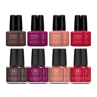 Shellac, Vinylux Wild Earth Collection - 16 Count Display
