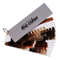 The Color Chocolate+ Swatch Insert
