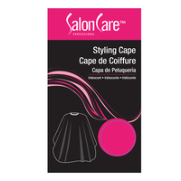 Salon Care Styling Cape Iridescent