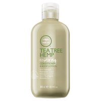 Restoring Hemp Conditioner and Body Lotion