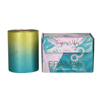 Tropic Vibes Embossed Foil Roll