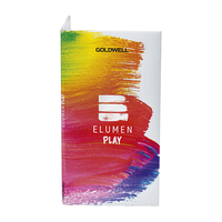 Elumen Play Clear Card/Swatch Book