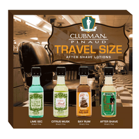 Clubman Travel Size After Shave Lotions