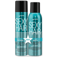 Healthy Sexy Hair Laundry Dry Shampoo, Re-Dew Restyles