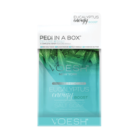 Deluxe 4-Step Pedi In A Box Eucalyptus Energy Boost