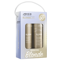 Blonde Life Shampoo, Conditioner Liter Duo