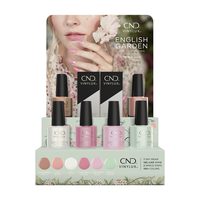 Vinylux English Garden - 14 Piece Display