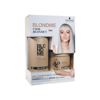 BlondMe Cool Blondes Shampoo, Conditioner Duo