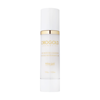 White Gold 24K Mousse Cleanser