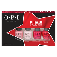 Hollywood Collection Nail Lacquer 4 Piece Mini
