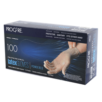 ProCare Latex Powdered Gloves - Extra Large
