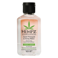 Hempz Sweet Pineapple & Honey Melon Herbal Hand Sanitizer