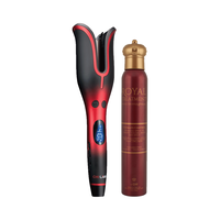 CHI Lava Pro Spin N Curl - 1 Inch, Royal Treatment Hairspray