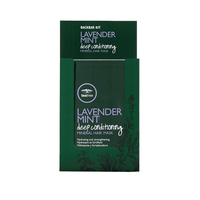 Lavender Mint Deep Conditioning Mineral Hair Mask - 10 count