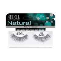 Natural Demi Lashes #105 - Black