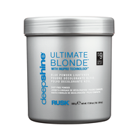 Deepshine Ultimate Blonde Blue Powder Lightener