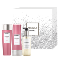 Kerasilk Shampoo, Conditioner Holiday Duo