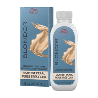 Blondor Permanent Liquid Toners