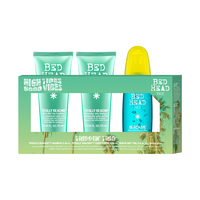 BedHead Beachin' Defining Mist, Shampoo, Conditioner