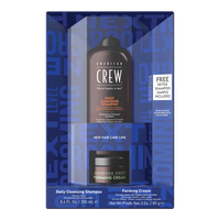Father's Day Duo, Classic Forming Cream, Daily Shampoo
