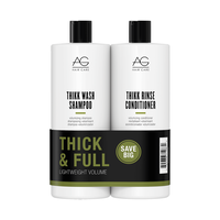 Volume Shampoo, Conditioner Liter Duo