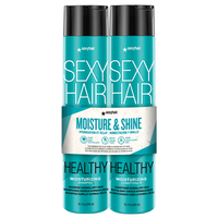 Healthy Sexy Hair Moisturizing Shampoo, Conditioner Duo