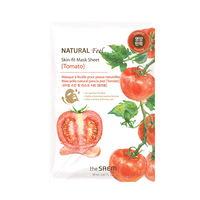 Natural Feel Sheet Mask - Tomato