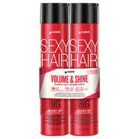 Blonde Sexy Hair Boost Up Volume Shampoo & Conditioner