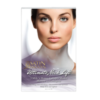 Ultimate Neck Lift Collagen Mask - 3 pack