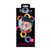Bangers Forehead Protectors - 50 Count