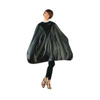 Betty Dain Black Jumbo Shampoo Cape