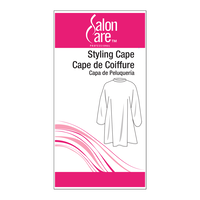 Salon Care Styling Cape with Arms