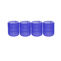Spilo Self-Grip Rollers - 2 Inch Blue 4–Count