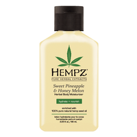 Sweet Pineapple+Honey Melon Herbal Moisturizer