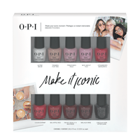 Iconic Mini Nail Lacquer - 10 Count