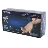ProCare Latex Powdered Gloves - Medium