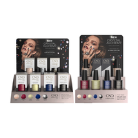 Crystal Alchemy Vinylux & Shellac - 26 Piece Display