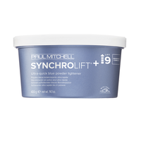 Syncrolift+ Ultra-Quick Blue Powder Lightener 9