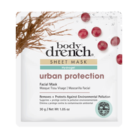 Urban Protection Hydrogel Mask
