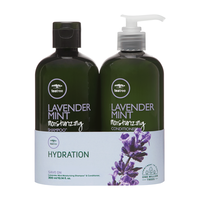 Lavender Mint Moisturizing Shampoo, Conditioner Duo