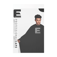 Professional Cutting Cape - Black