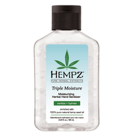 Triple Moisture Moisturizing Herbal Hand Sanitizer