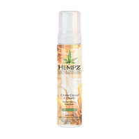 Citrine Crystal & Quartz Herbal Foaming Body Wash
