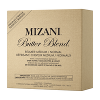 Butter Blend Medium/Normal Relaxer Kit