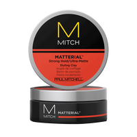 Matterial Strong Hold - Ultra Matte Styling Clay