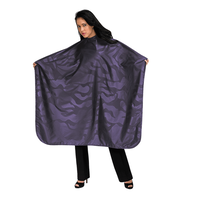 Betty Dain Bleach Proof Cape - Purple