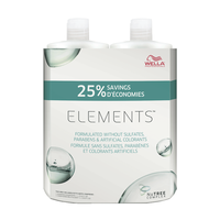 Elements Lightweight Renewing Shampoo, Conditioner Liter Duo